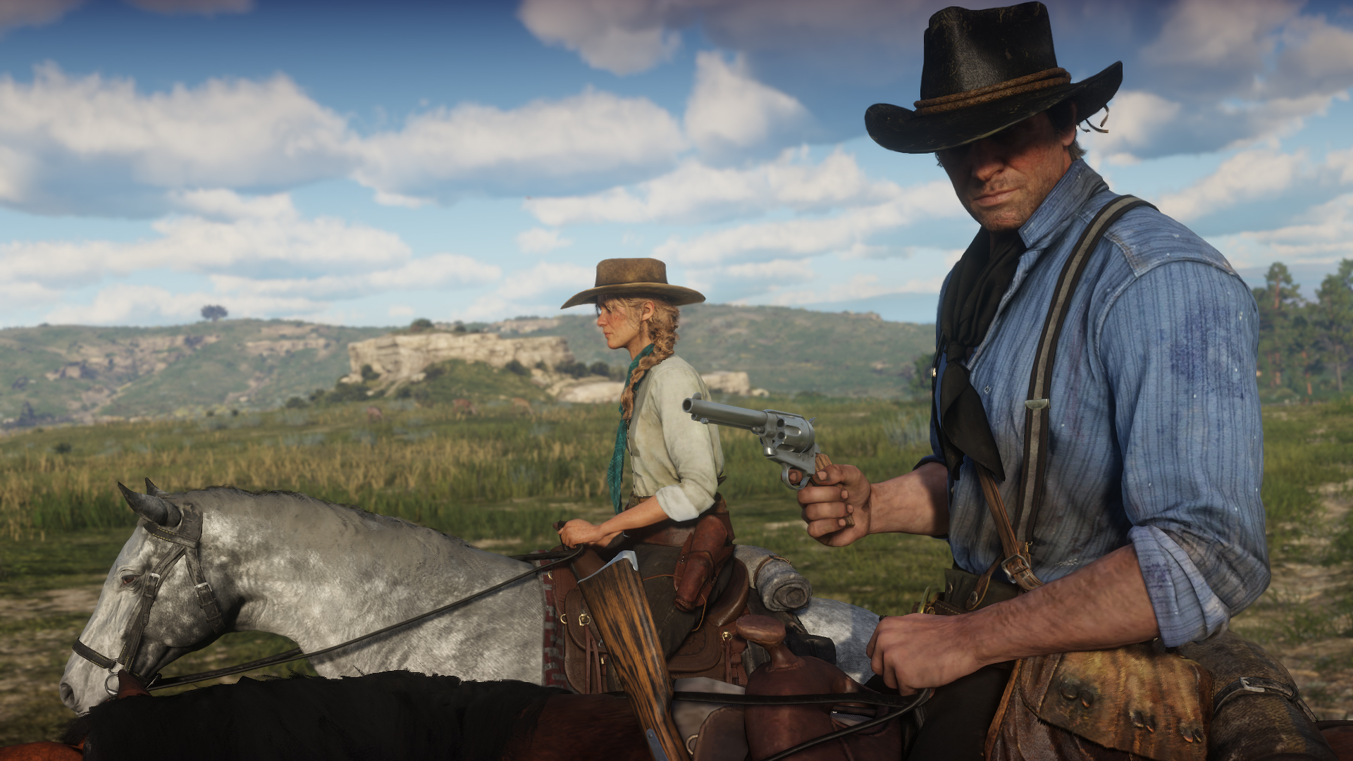 Photo of Red Dead Redemption 2 PC Trailer
