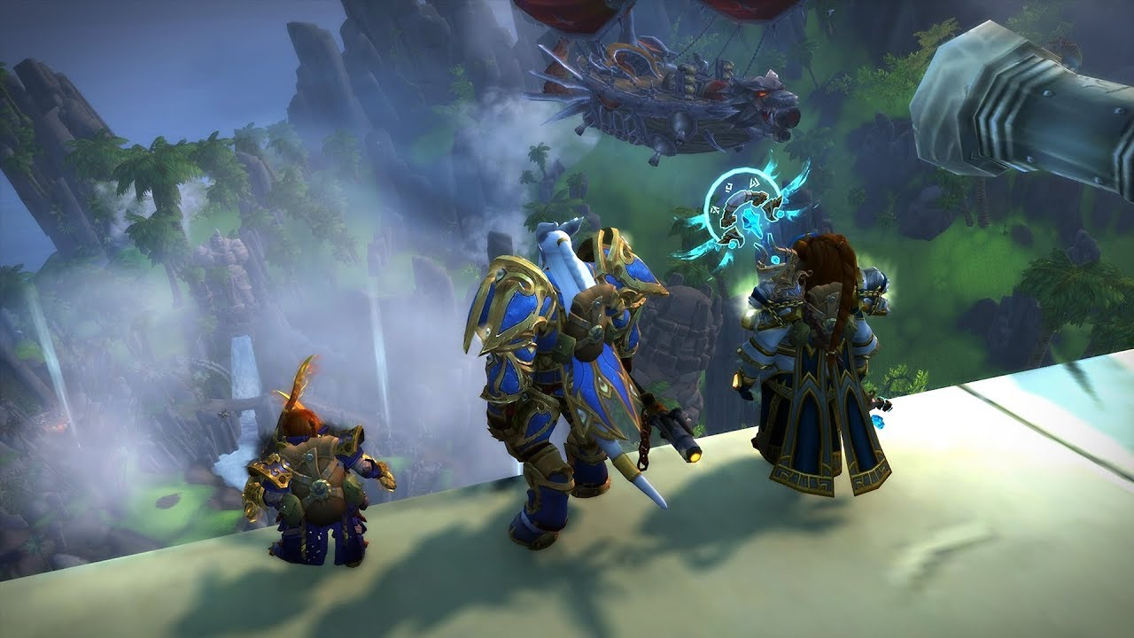Photo of World of Warcraft Seething Shore Battleground is now available