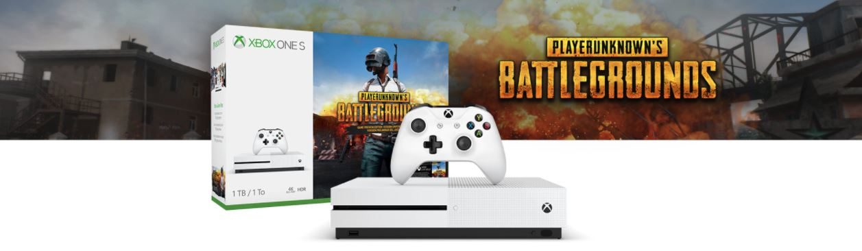 Photo of Xbox One S PlayerUnknown's Battlegrounds Bundle Available Worldwide Starting February 20