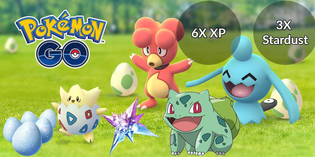 Photo of Pokemon Go Players to Receive 3x Stardust and 6x XP During Bulbasaur Community Day on March 25