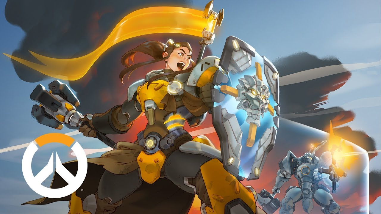 Photo of The 27th Overwatch Hero is Brigitte Lindholm, Blizzard announced its release
