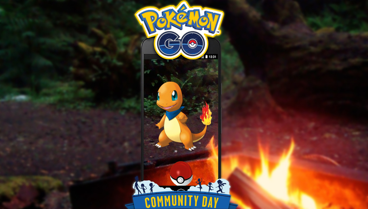 Photo of Pokemon Go Community Day on May 19, Charmander as Special Pokemon