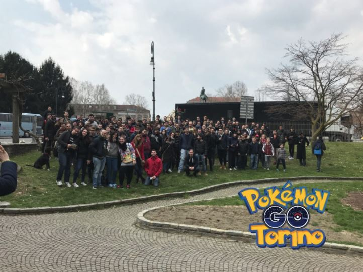 community day around the world