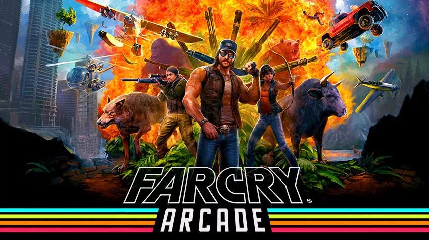 Photo of Far Cry 5's Arcade Mode has less bugs and it's quite enjoyable