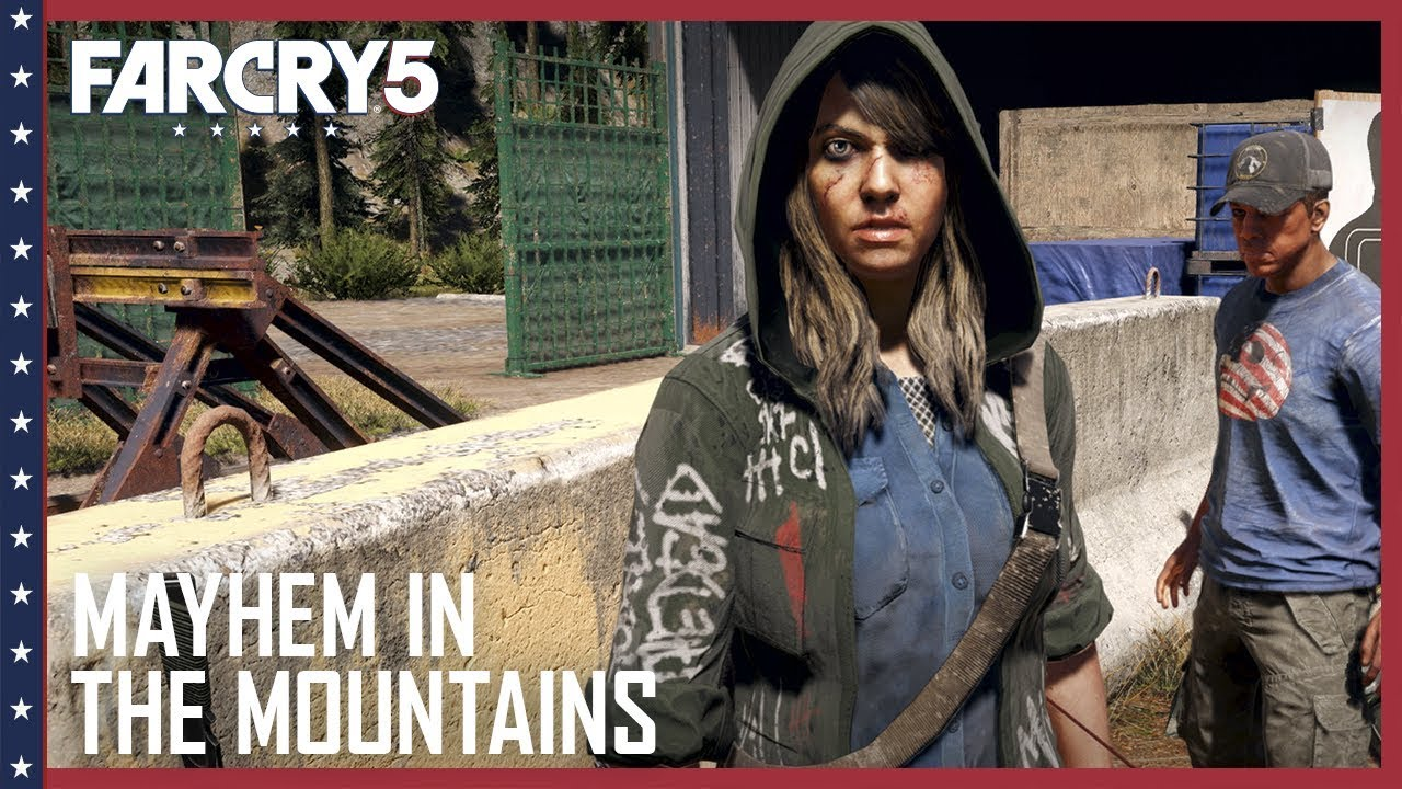 Photo of Far Cry 5 gets a new Gameplay trailer, set up in the Whitetail Mountains