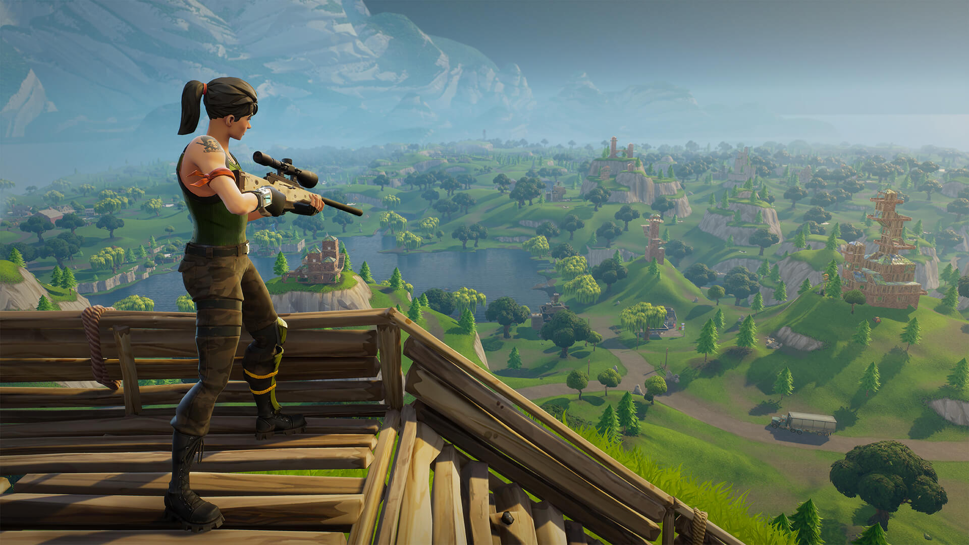 Photo of Fortnite's new 4.2 patch is coming tomorrow, Servers downtime announced