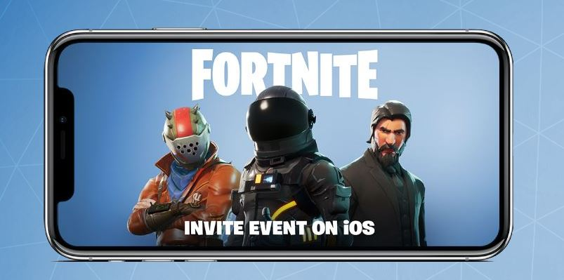 Photo of Fortnite iOS invite version is already number one on the App Store