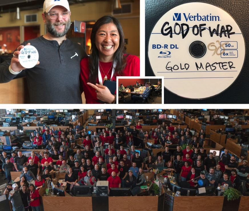 Photo of God of War is Now Officially Gold