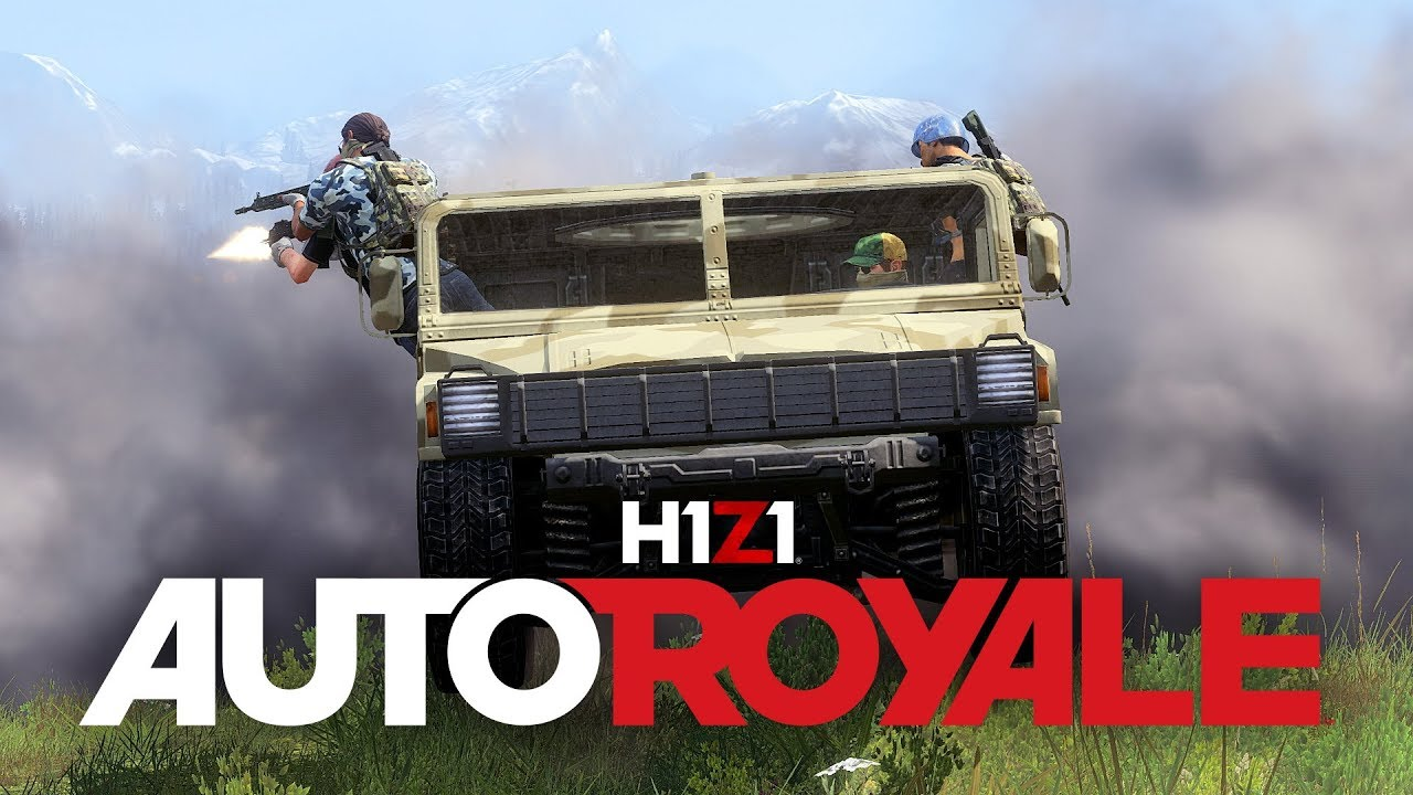 Photo of H1Z1 Auto Royale is what brings fun and friendship together