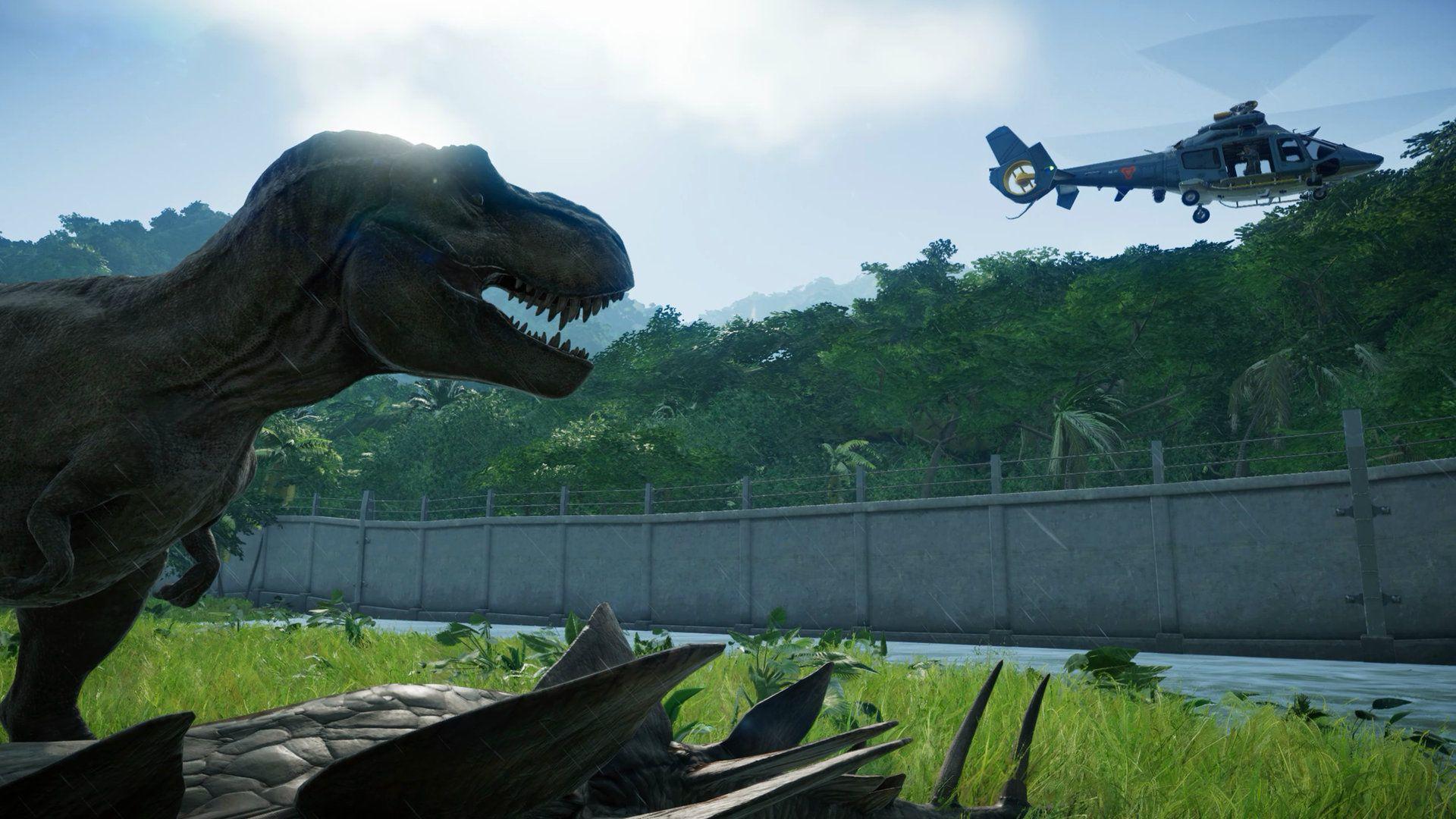 Photo of Jurassic World Evolution tends to improve Screen Space Reflections with latest patch
