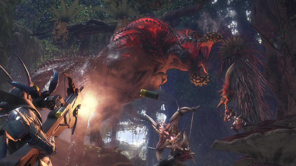 Photo of Monster Hunter: World and its 2.0 update brings Deviljho, the first DLC Boss