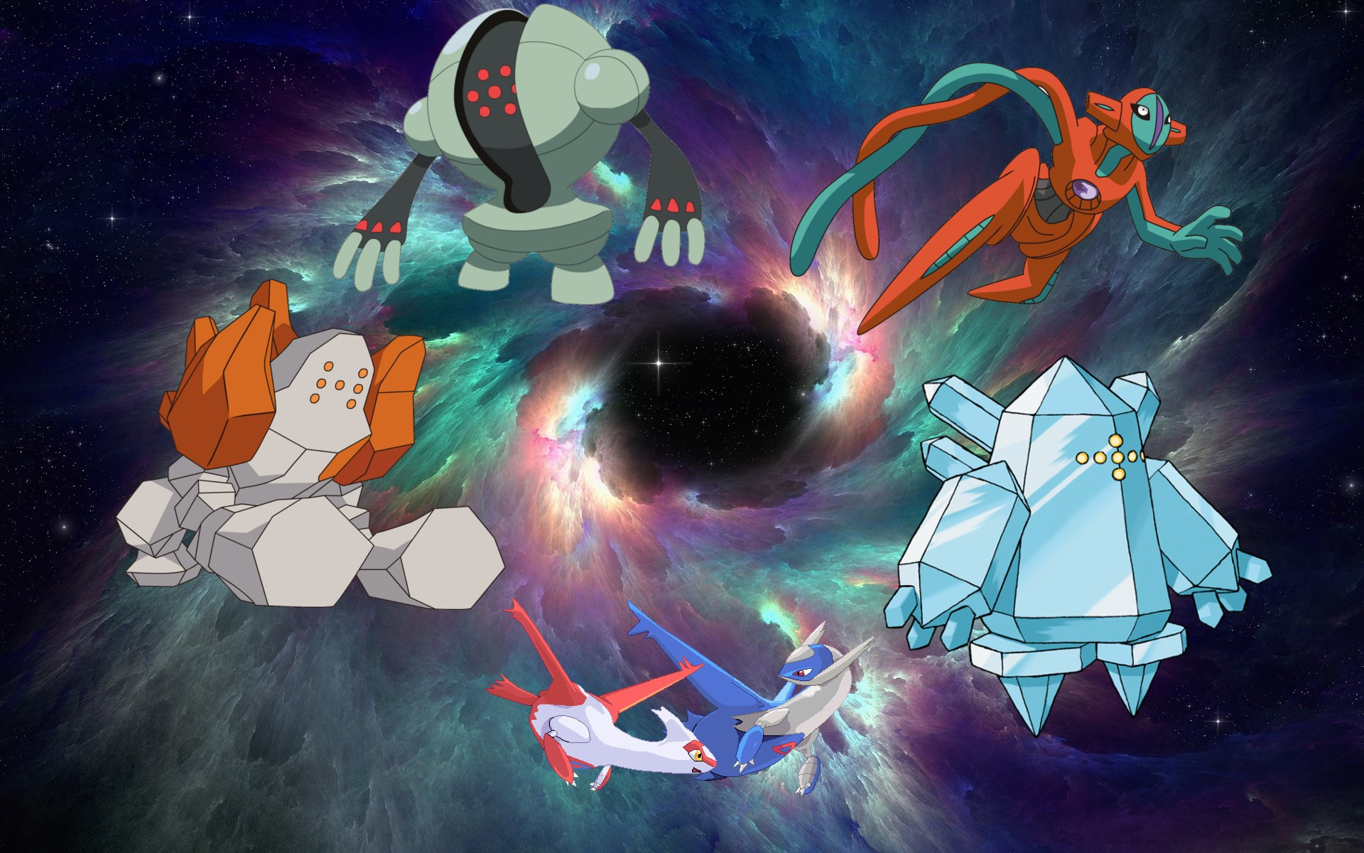 Photo of The Regi Trio or Deoxys, Who's Coming Next in Pokemon Go?