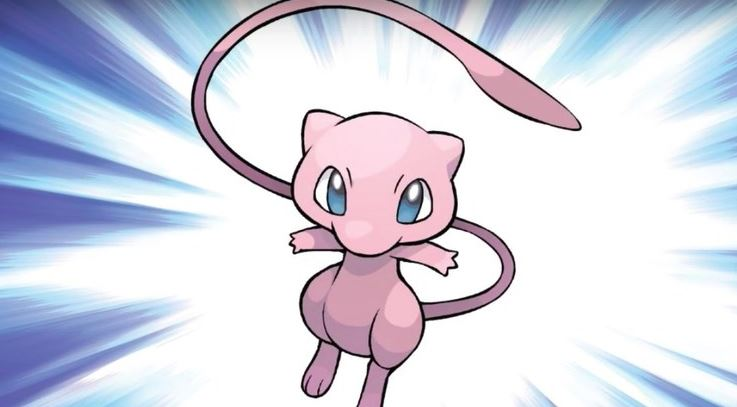 Photo of Mew's Catch Rate 100%, BCR and Moves Added