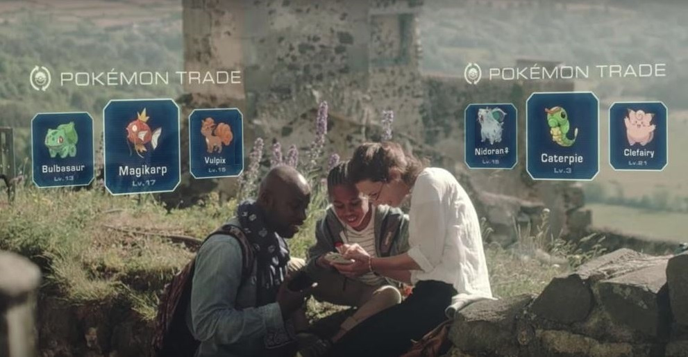 Photo of Pokemon Go New Feature Trading and Pokemon That Evolve when Traded
