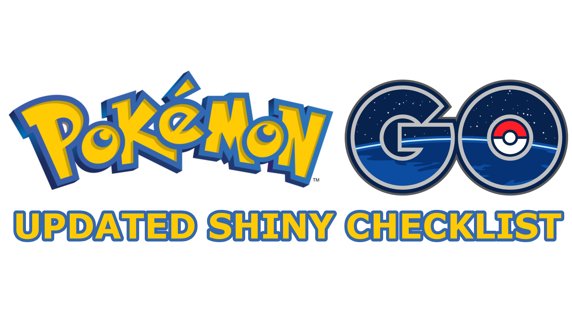Photo of Updated Checklist of All Shiny Pokemon in Pokemon Go