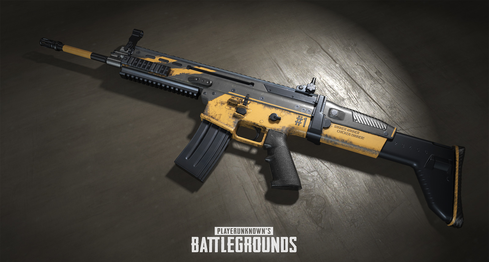 Photo of PUBG celebrates its first birthday with Weapon Skins and a humble gift for all players