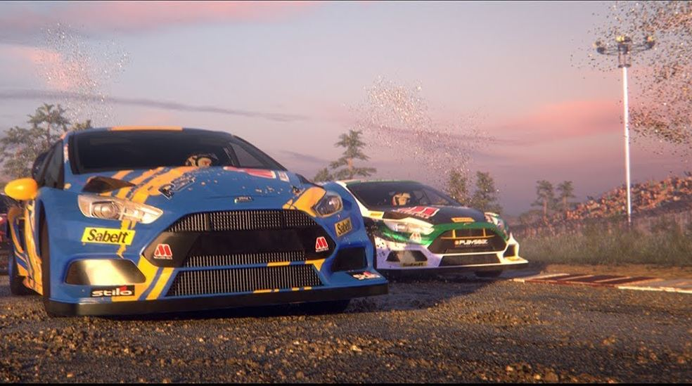 Photo of V-Rally 4 to come out this autumn, one of the most realistic Rally Games of all time