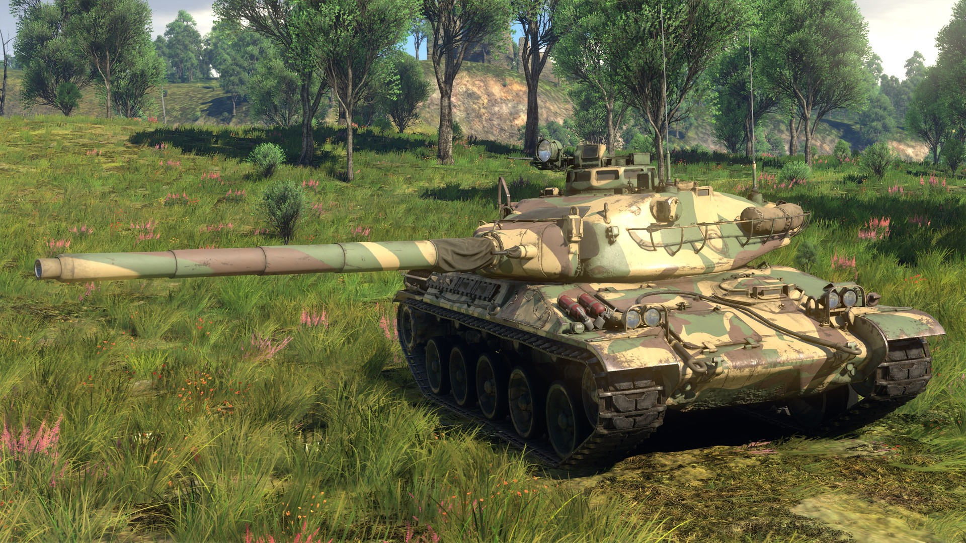 Photo of War Thunder update 1.77 introduces the Dagor 5.0 Engine which enhances the game as a whole