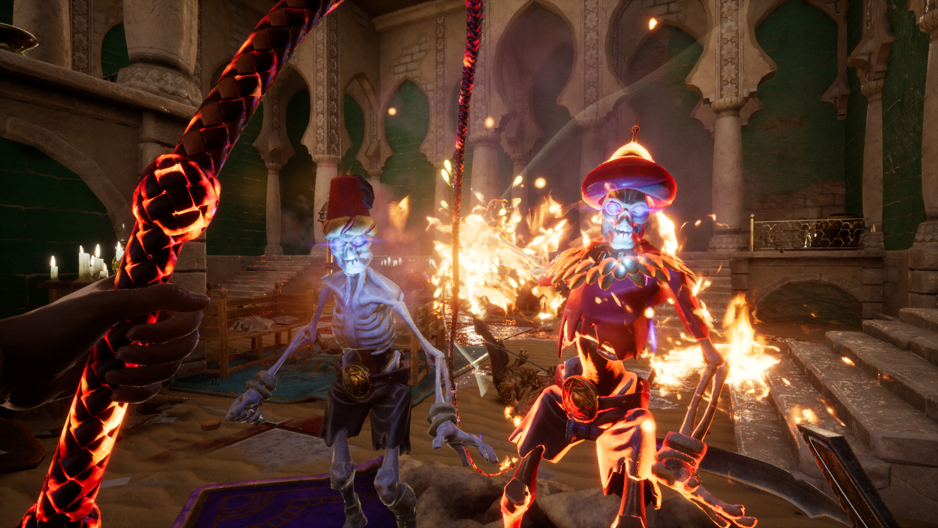 Photo of City of Brass comes out on May 4, Announcement Trailer