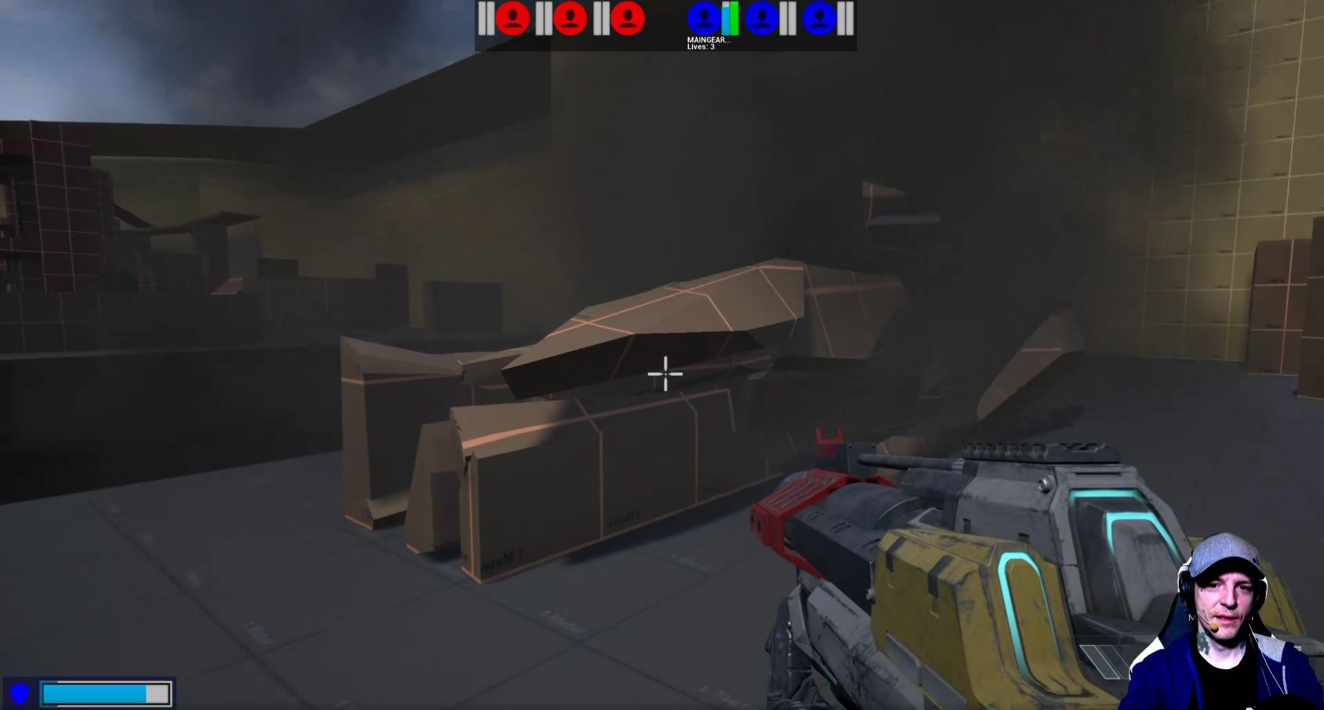 deadmau5 fps game