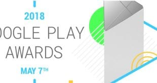2018 google play awards