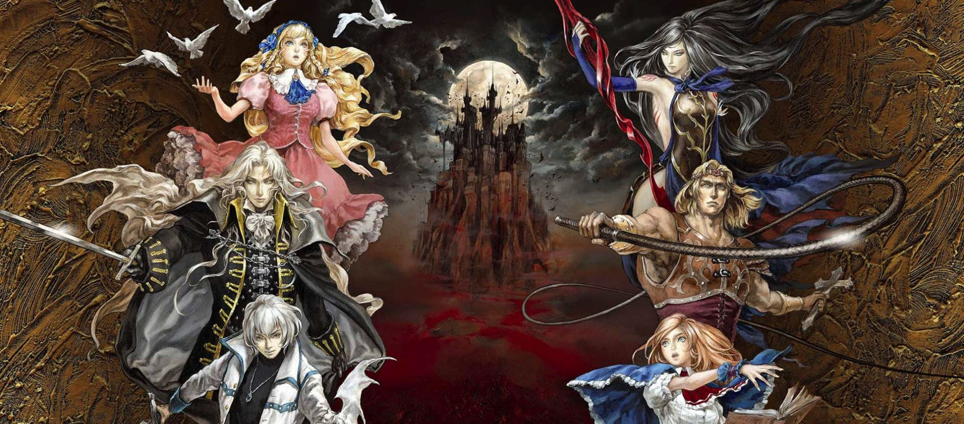 Photo of Konami's New iOS Project Revealed, Castlevania: Grimoire of Souls on Mobile