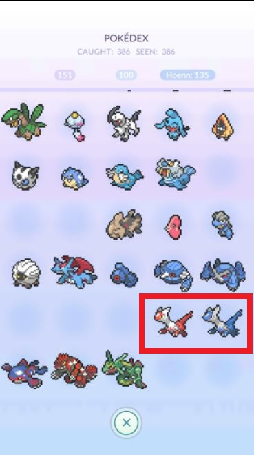latios latias added