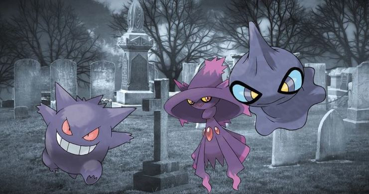 pokemon go cemetary damage