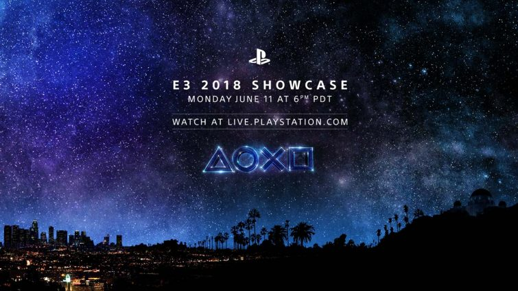 Photo of Sony Confirmed E3 2018 Press Conference, Four Big Titles Announced