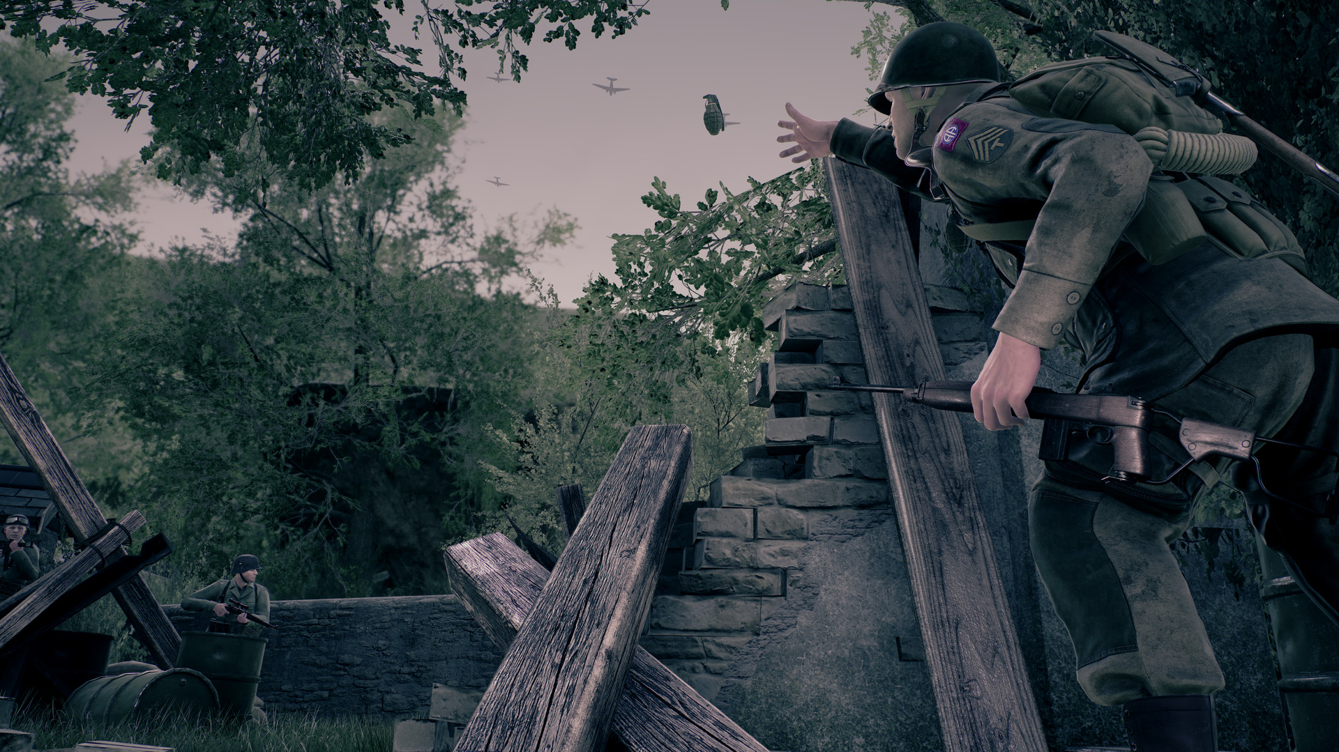Photo of The promised overhauled visuals are coming to Battalion 1944