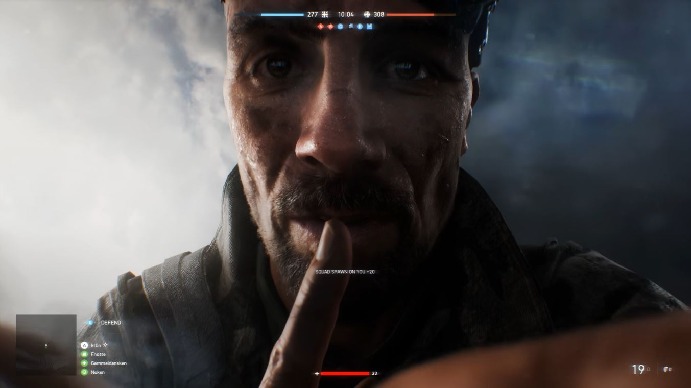 Photo of Battlefield V with a new teaser trailer before the reveal event