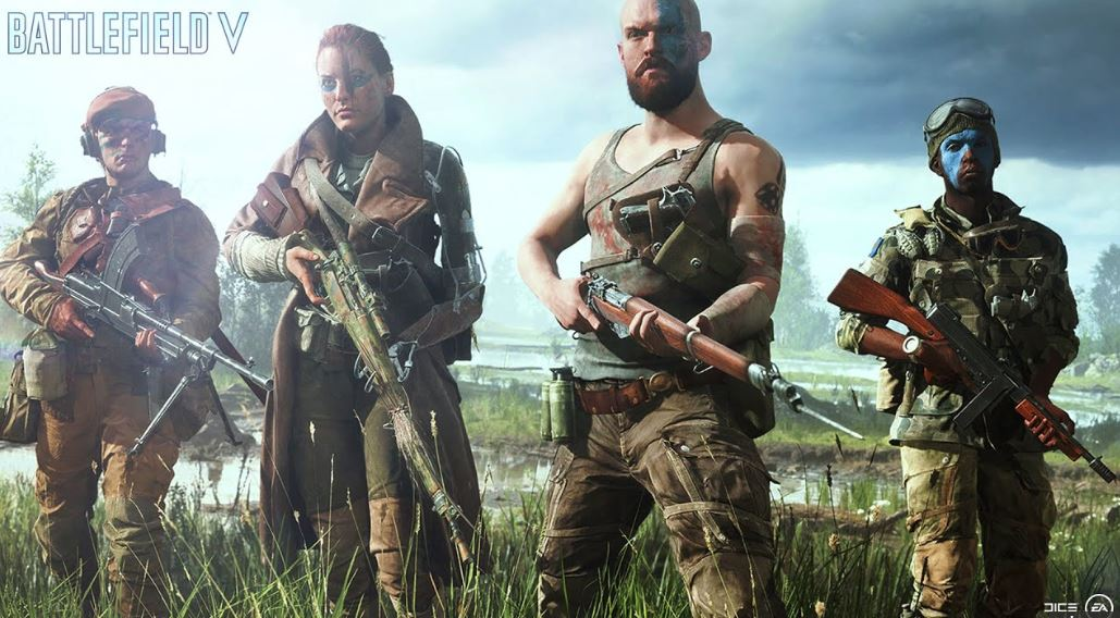 Photo of Battlefield 5 Launches October 19, 2018 for PS4, Xbox One and PC, Major-Post Release Content to be Free for All