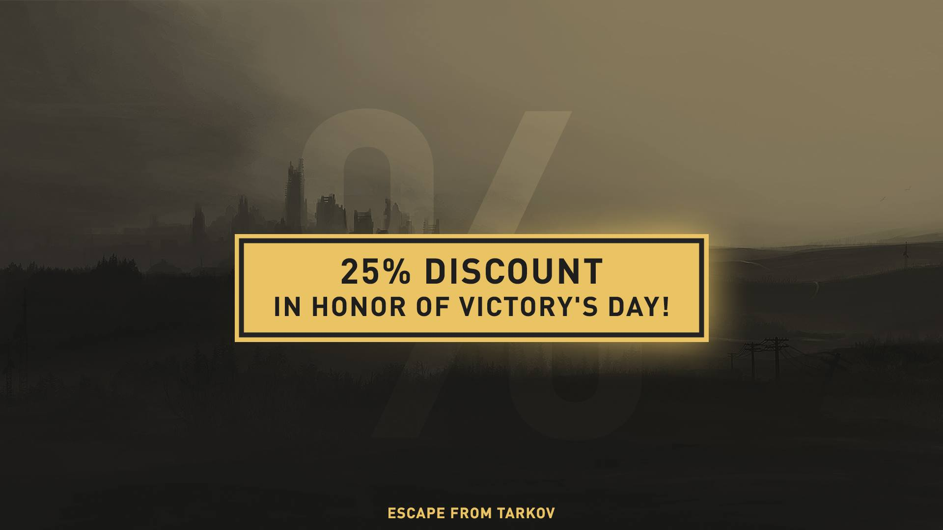 Photo of BSG will host an Escape From Tarkov discount starting on May 8