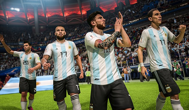 Photo of FIFA 18 World Cup Update is now available for free