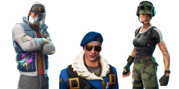 Photo of Fortnite Patch 4.0: dataminers unveiled new cosmetics