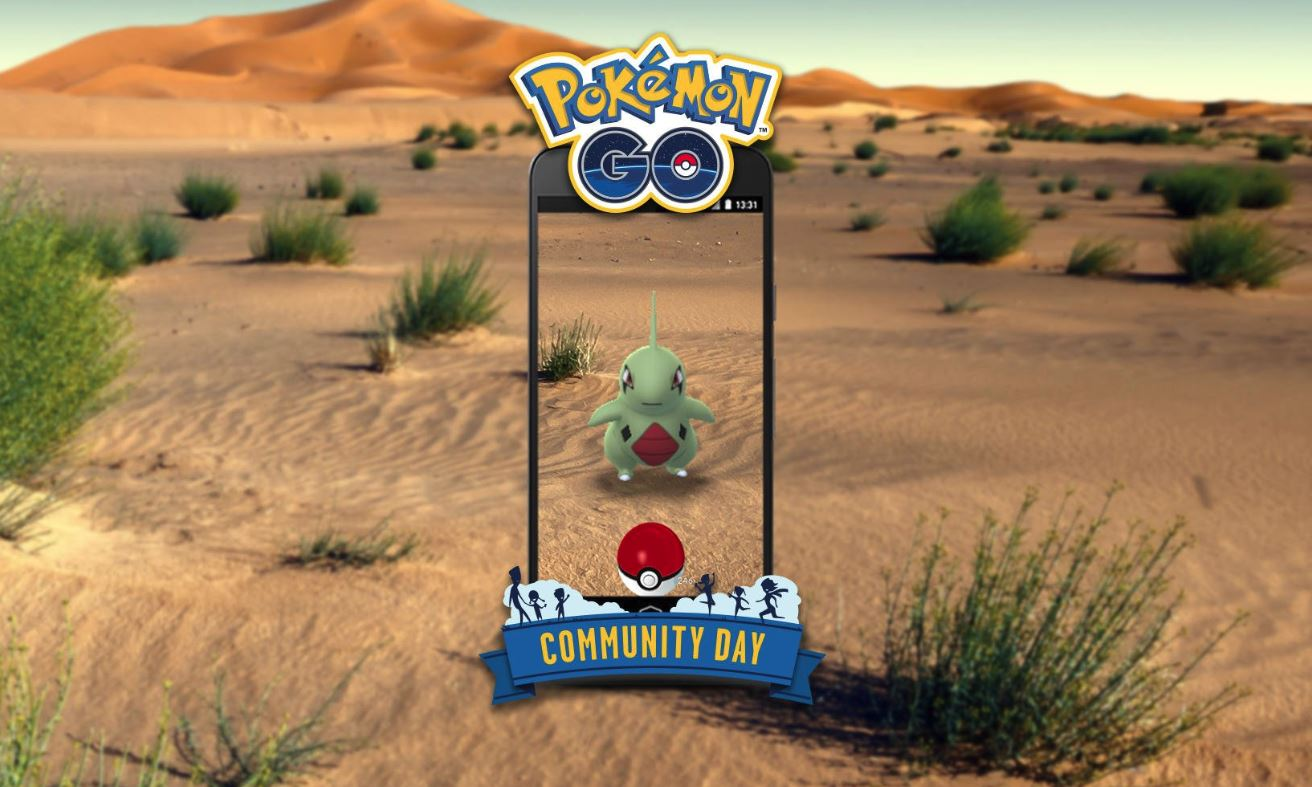 Photo of Larvitar Confirmed as June Community Day Special Pokemon