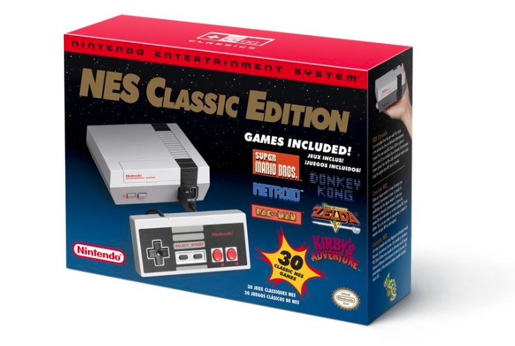 Photo of NES Classic Edition Returns to Stores For a Limited Time