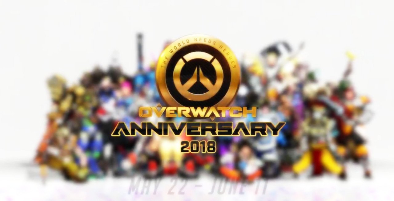 Photo of Overwatch anniversary 2018 trailer published