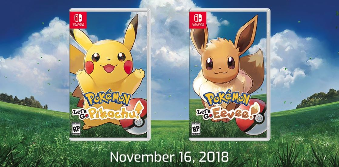 Photo of Pokemon Let's Go, Pikachu! and Pokemon Let's Go Eevee! Coming to Switch this Year, Players can Transfer Pokemon from Pokemon Go