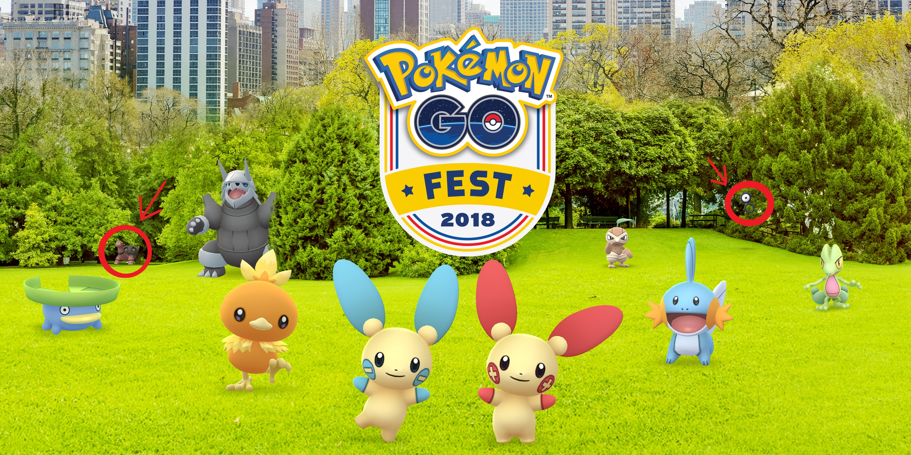 Photo of Pokemon Go Fest 2018: A Walk in the Park details, Tickets, Quests, Special Events and More