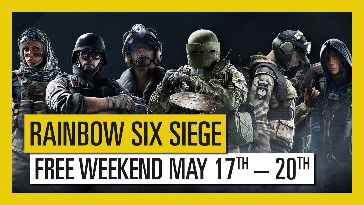Photo of Rainbow Six Siege hosts another free-to-play weekend