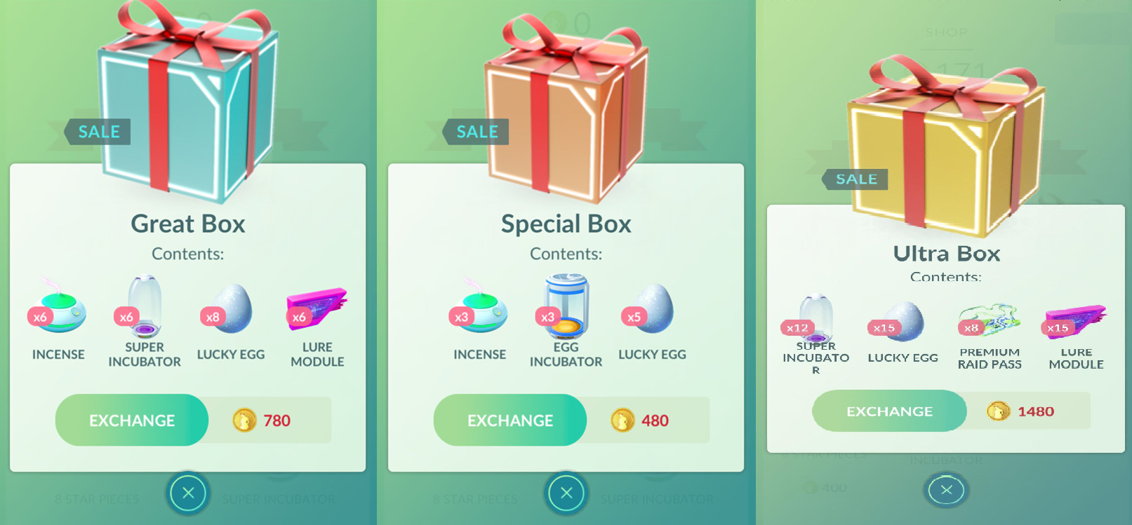 Photo of Adventure Boxes Sale Now Available in Pokemon Go