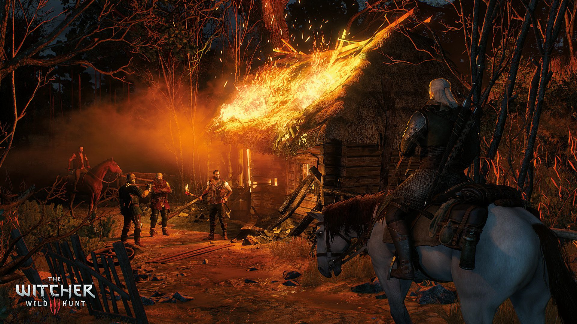 Photo of The Witcher 3 Reached 100,000 Concurrent Players on Steam