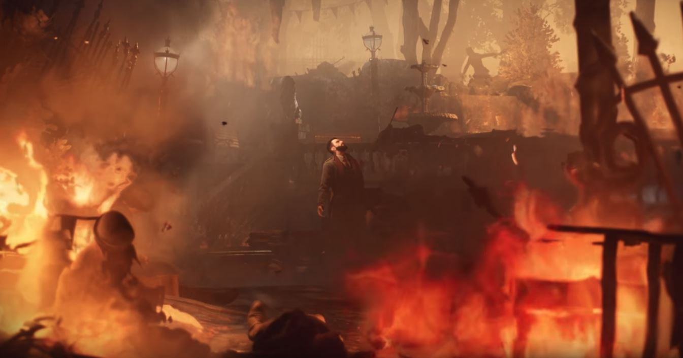 Photo of Vampyr new gameplay trailer released, 'Becoming the Monster'