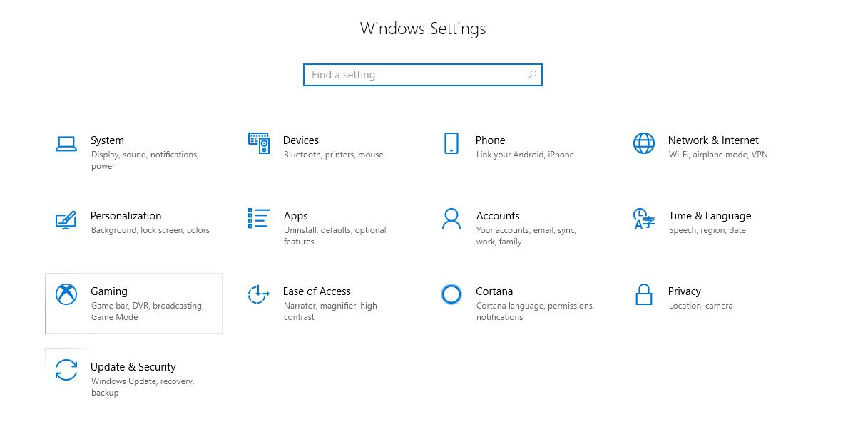 Windows 10 april 2018 update improves the game mode feature and click on gaming and then activate game mode by doing this you will be able to access numerous of options while running your favorite game ccuart Image collections