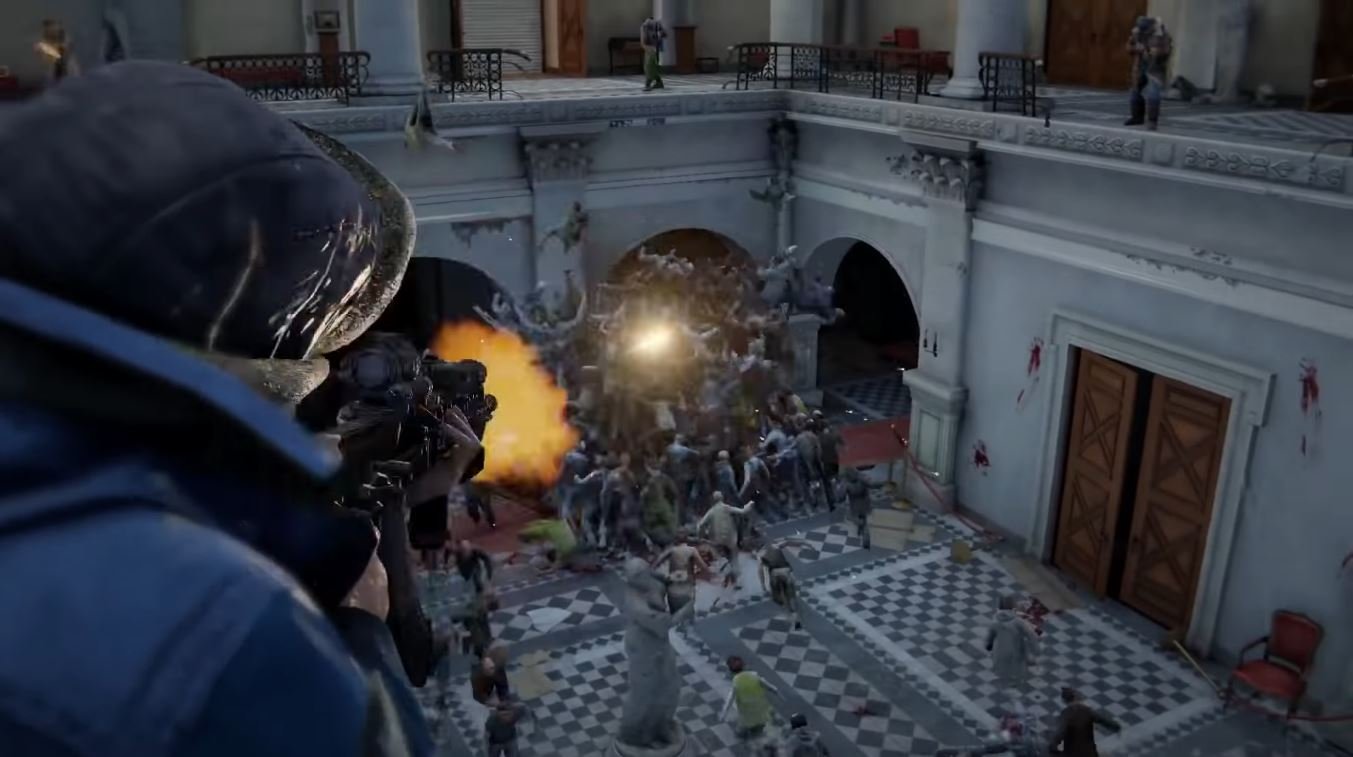 Photo of World War Z gets a new Cinematic Gameplay Trailer, an upcoming Zombie Game