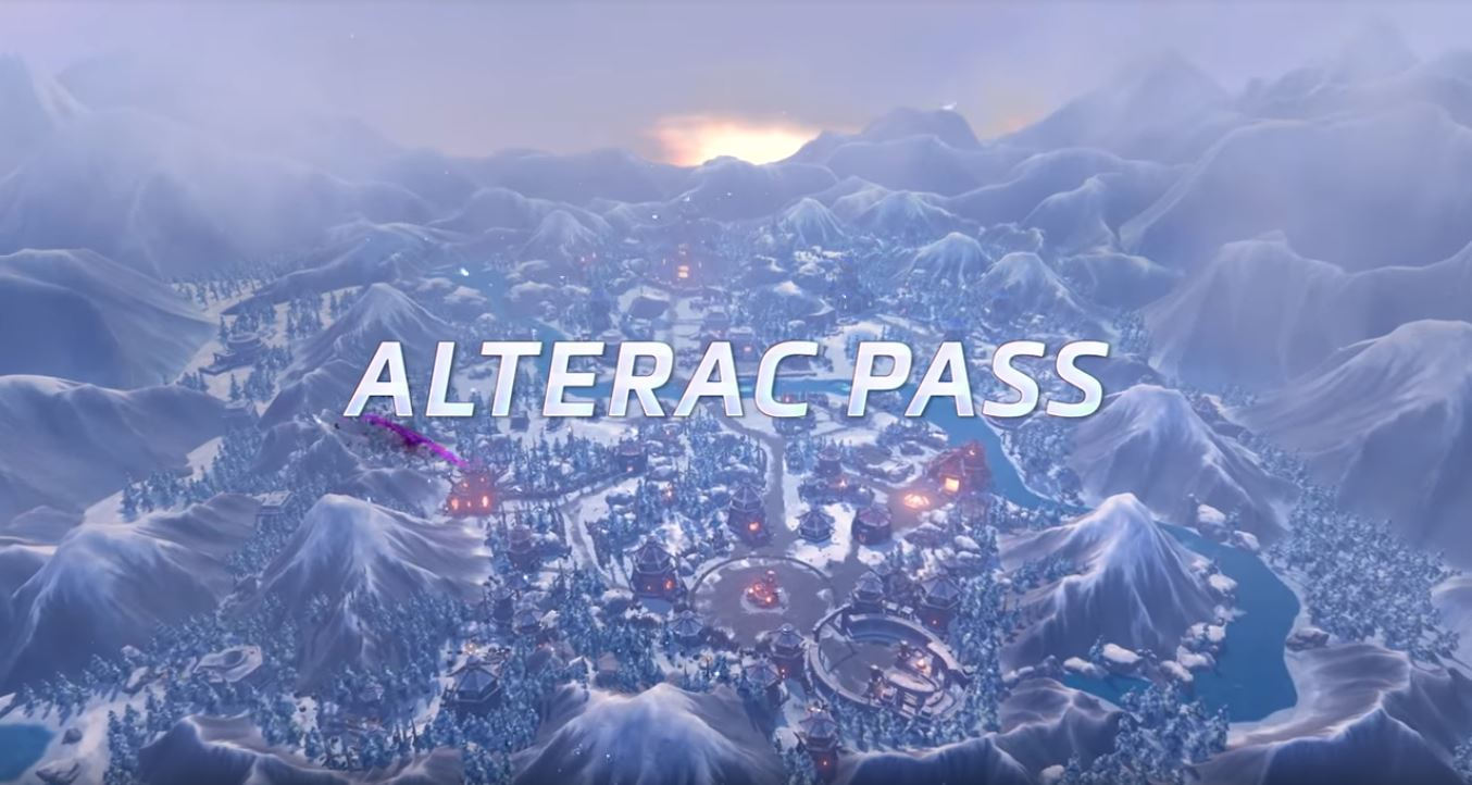 Photo of Heroes of the Storm new Alterac Pass Battleground trailer released