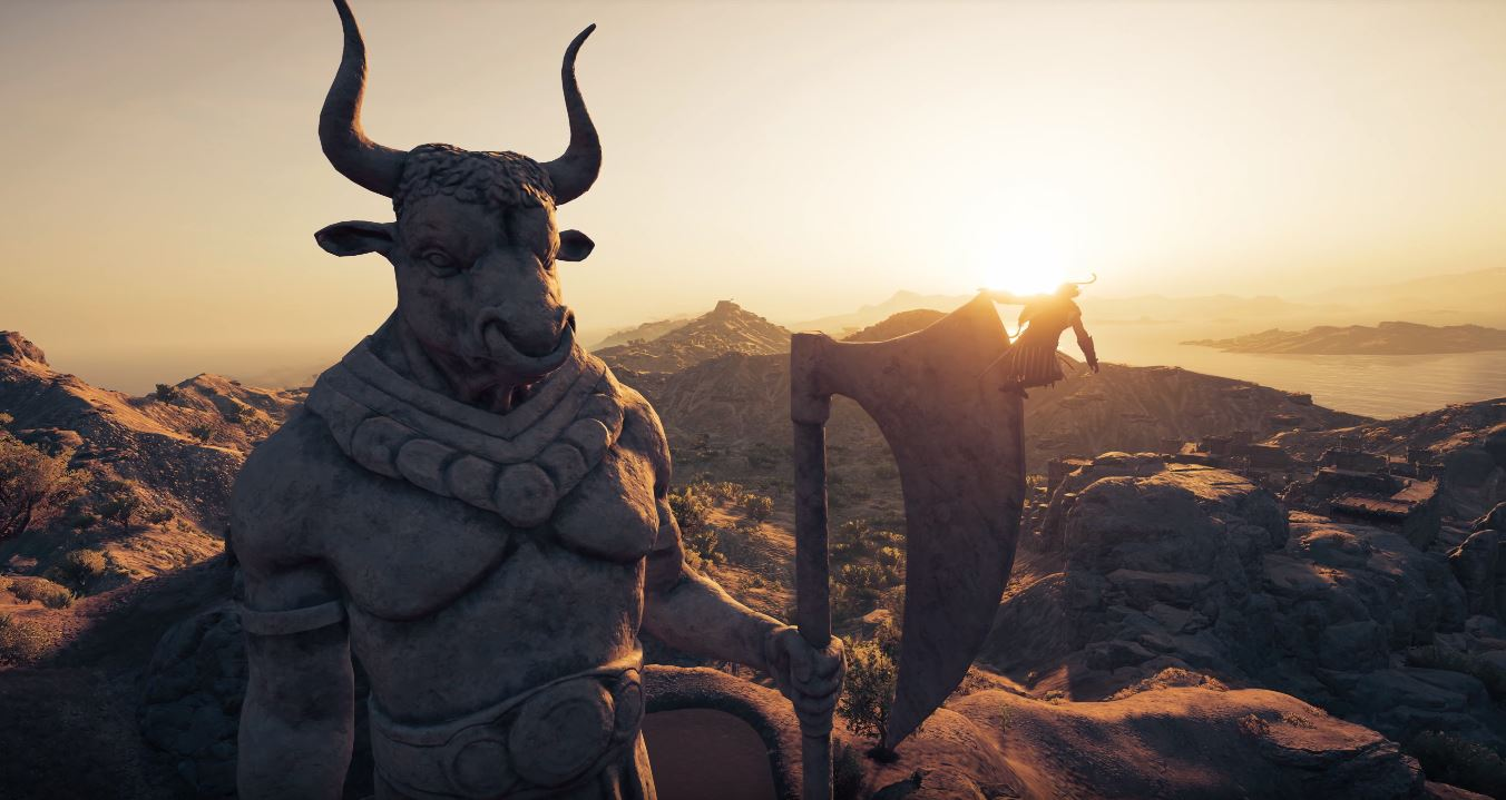 Photo of Assassin's Creed Odyssey to be set in Ancient Greece, Release Date Confirmed