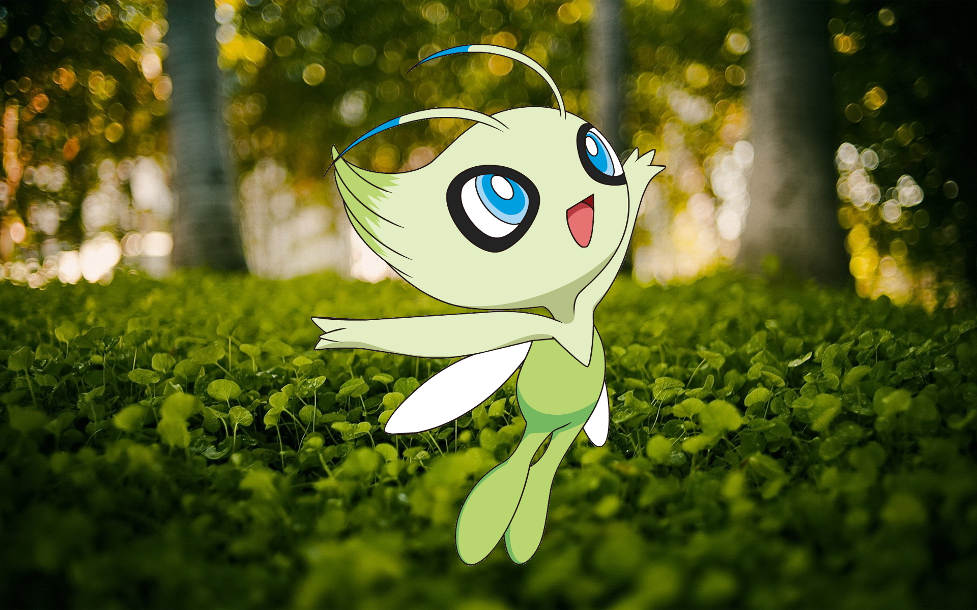 Photo of Celebi Coming to Pokemon Go as New Special Research