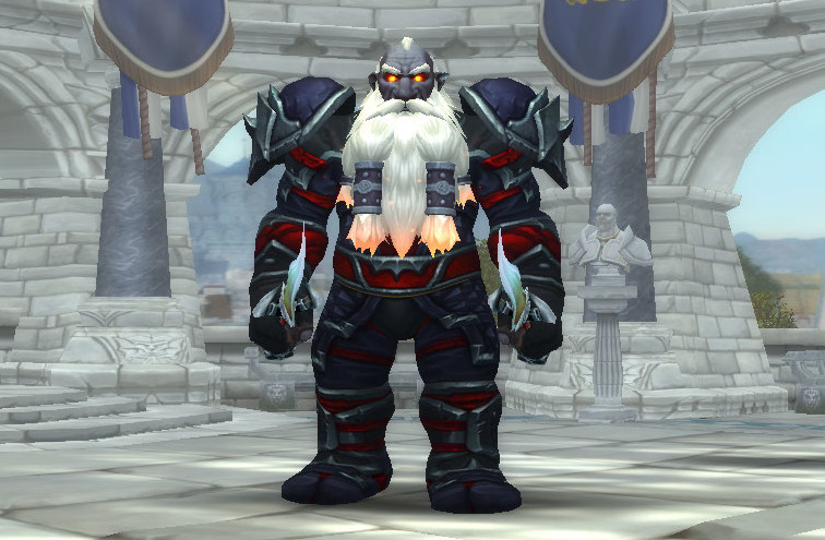 Photo of Dark Iron Dwarves are the only hope for returning the balance between Horde and Alliance in BFA